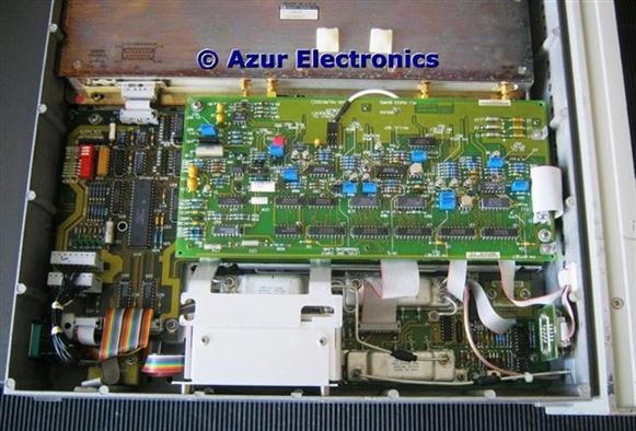 Repair HP 8657B Signal Generator