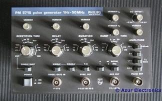 Repair Philips PM 5715 Pulse Generator